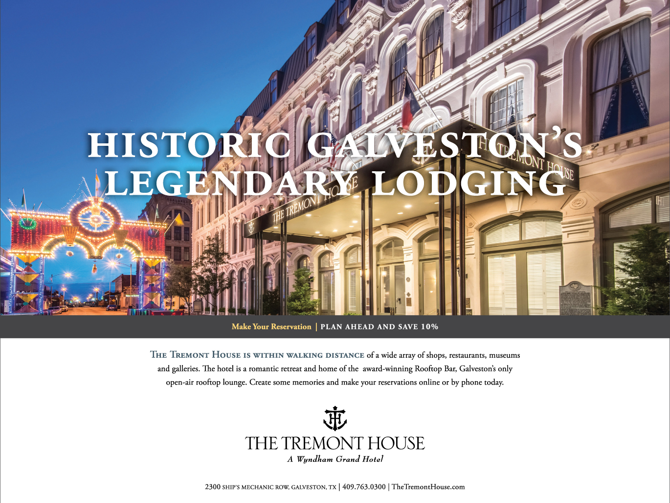 Tremont-House-Lodging-Galveston-TX