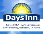 Hotel Days Inn Galveston TX