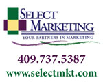 marketing select marketing league city tx