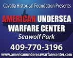 American Undersea Warfare Center galveston tx