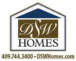 dsw homes galveston tx