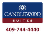 hotels candlewood suites galveston tx