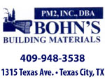 bohns bilding materials texas city tx
